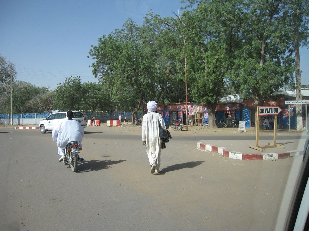 TT8KO N'Djamena, Chad. DX News