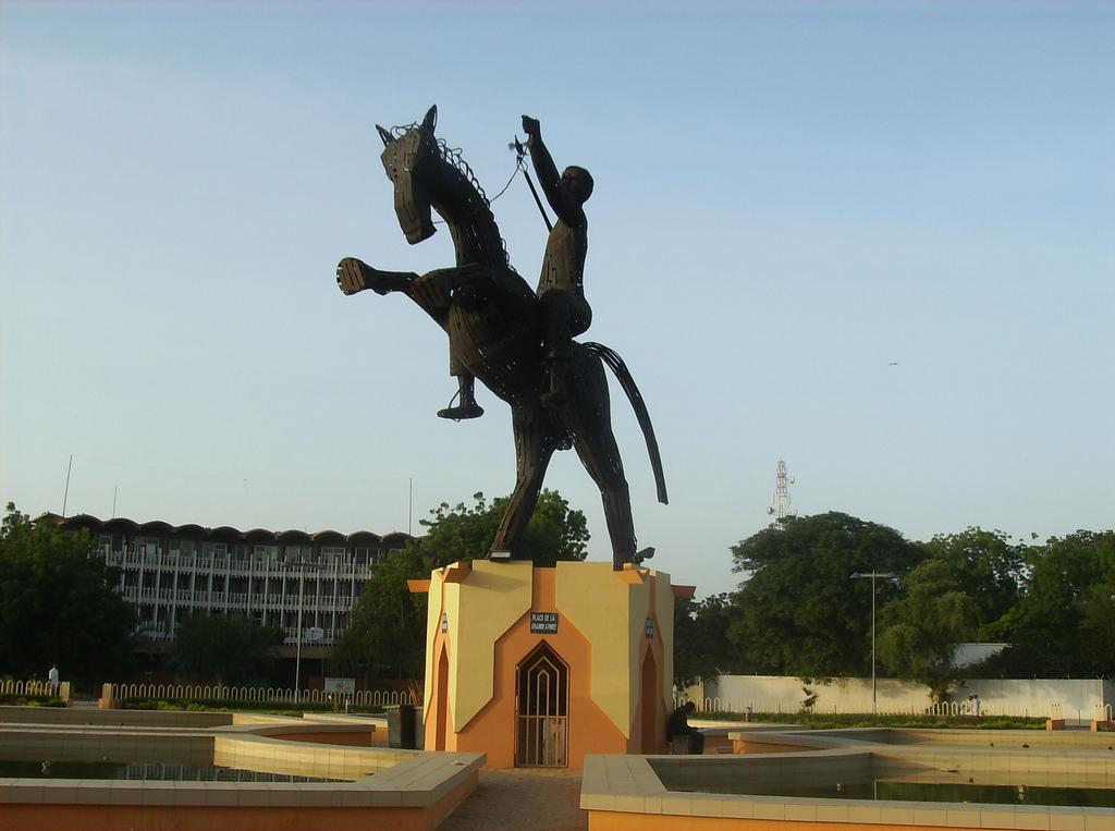 TT8KO N'Djamena, Chad.
