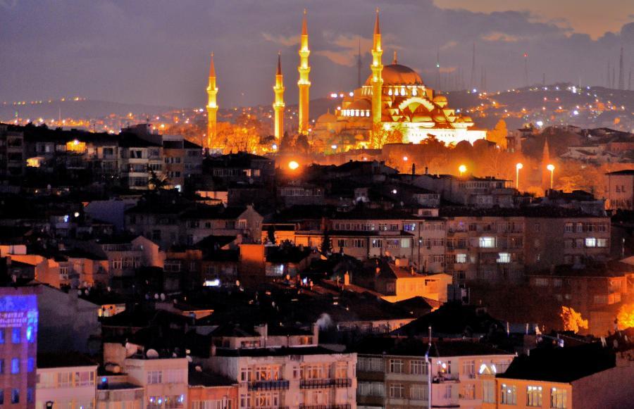 Турция TC3A Туристические достопримечательности