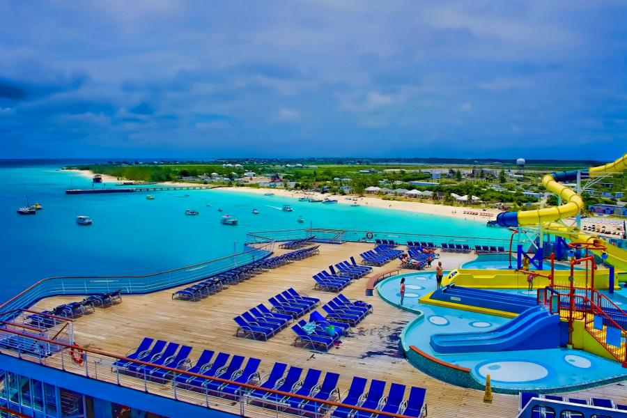 Turks and Caicos Islands VP5P Grand Turk Island