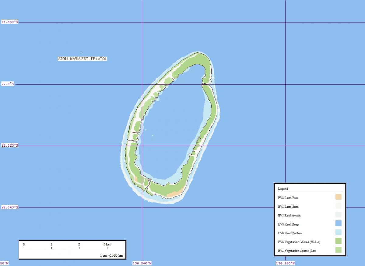 TX0A Maria Est Atoll