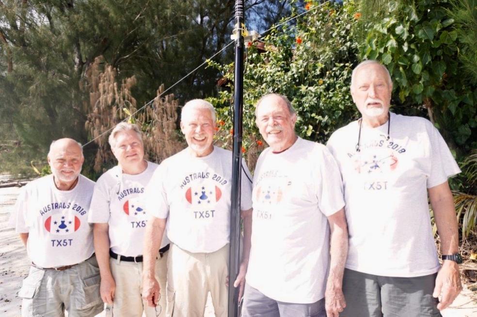 TX7T Команда DX экспедиции Остров Хива Оа, Маркизские острова. DX Новости
