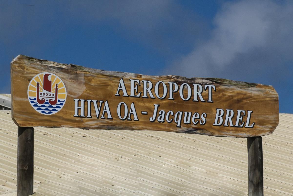 TX7T Атуона, остров Хива Оа, Маркизские острова. Туристические достопримечательности