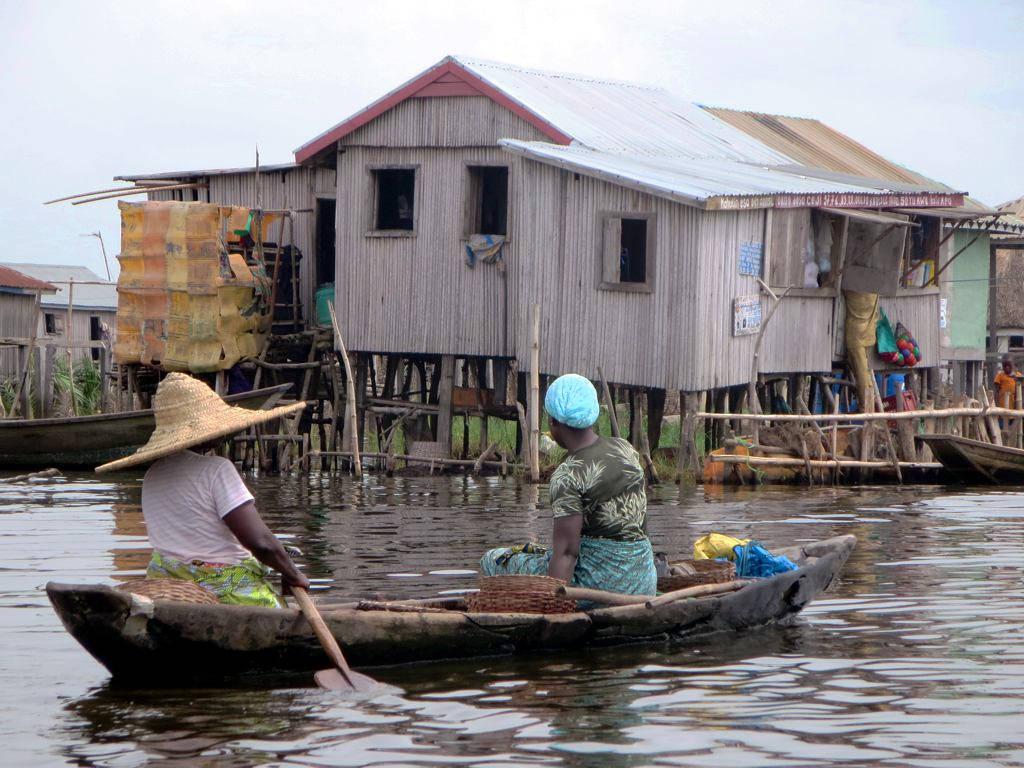 TY7C Ганвье, озеро Нокуэ, Бенин. DX Новости.