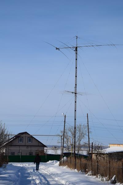 UA9BA Antennas