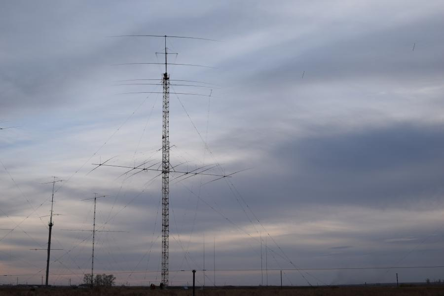Казахстан UP2L Антенны 40м