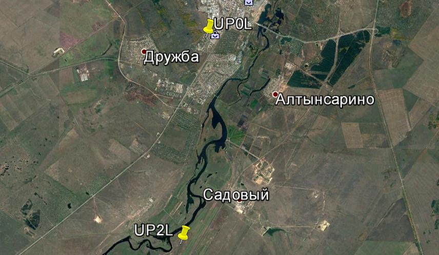 UP2L UP0L Карта