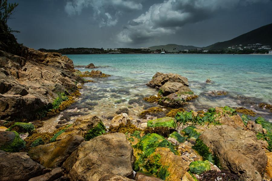 US Virgin Islands NP2P Saint Thomas Island.
