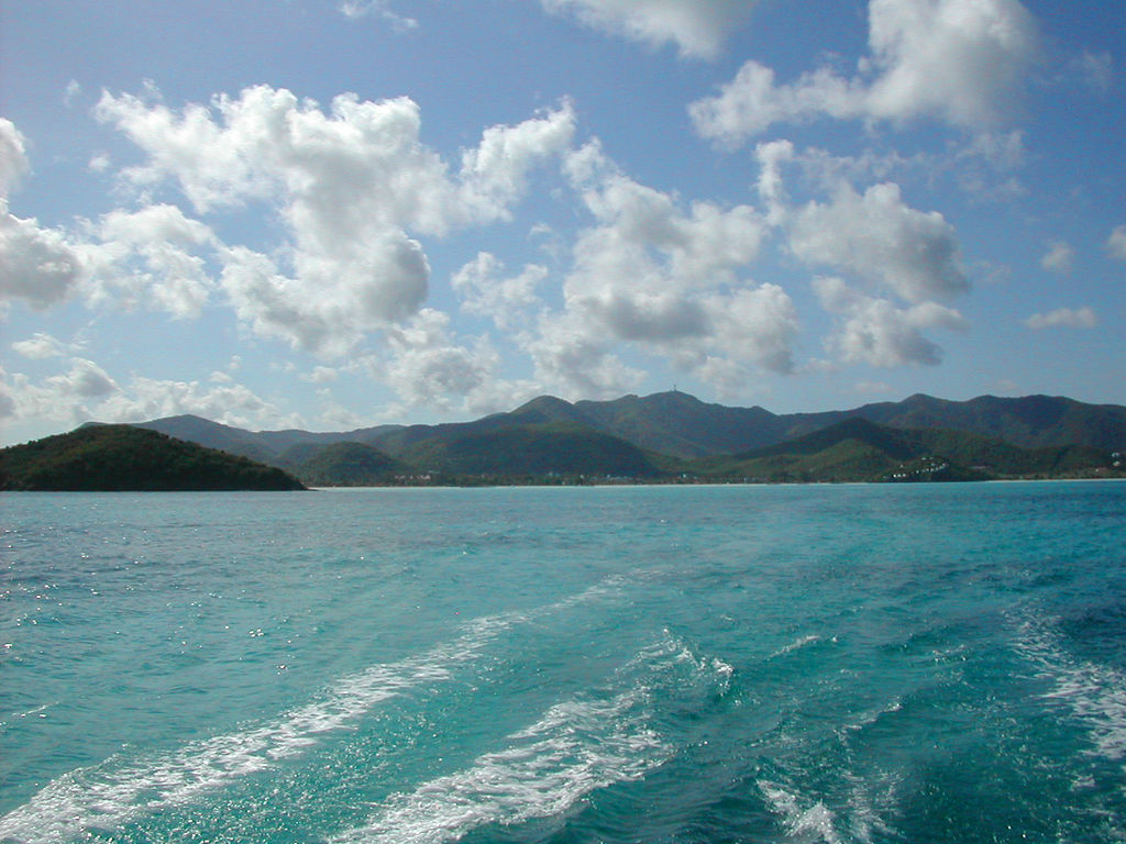 V26FF Antigua Island