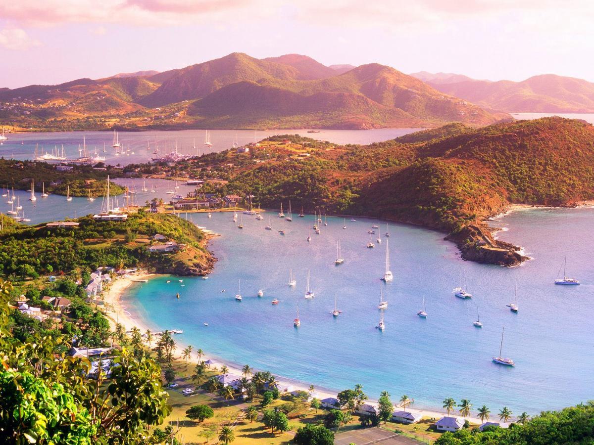 V26NF Antigua Island