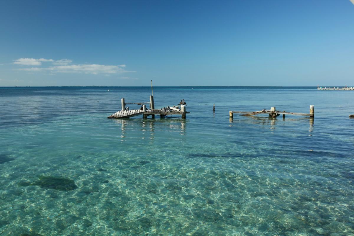 V31AK Belize Tourist attractions spot