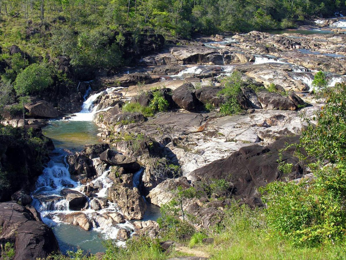 V31MK Belize Tourist attractions spot