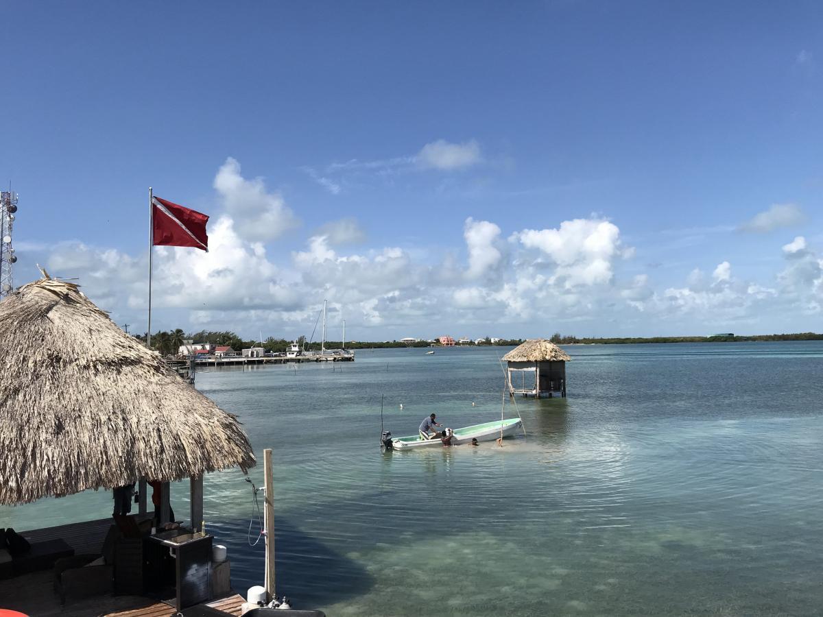 V31UX Belize Tourist attractions spot