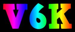 V6K Остров Кусаие Логотип