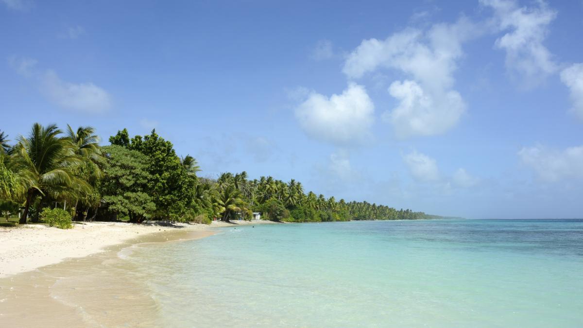 V73NC Eneko Island, Majuro Atoll, Marshall Islands.