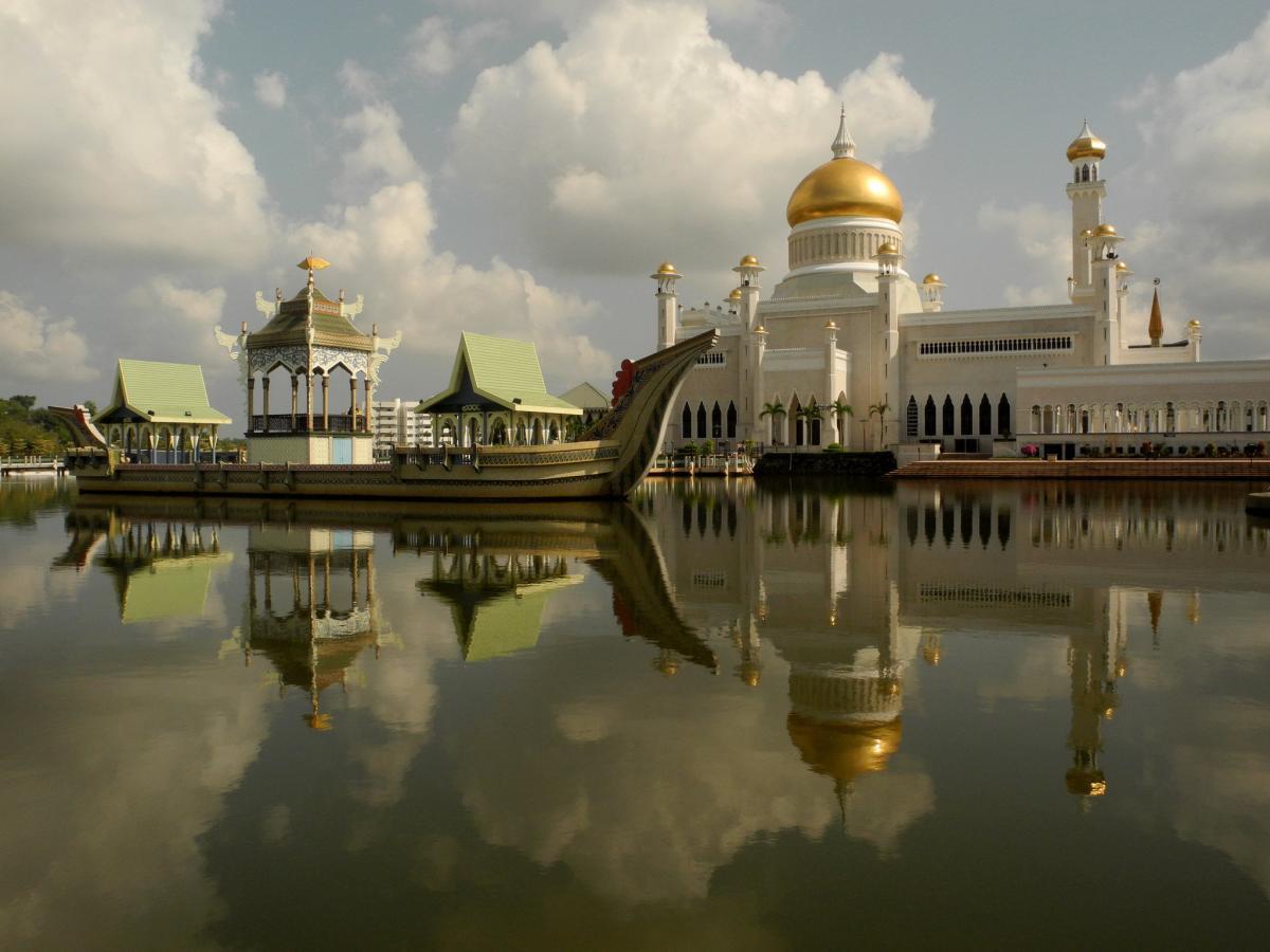 V84SAA Бруней DX Новости