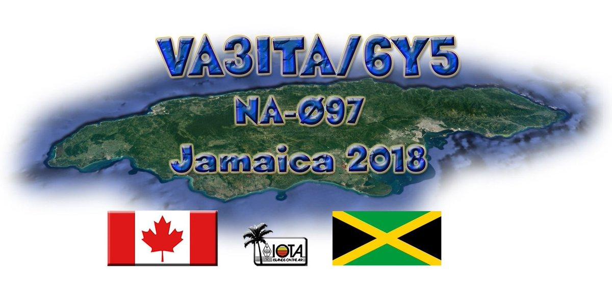VA3ITA/6Y5 Ямайка Логотип