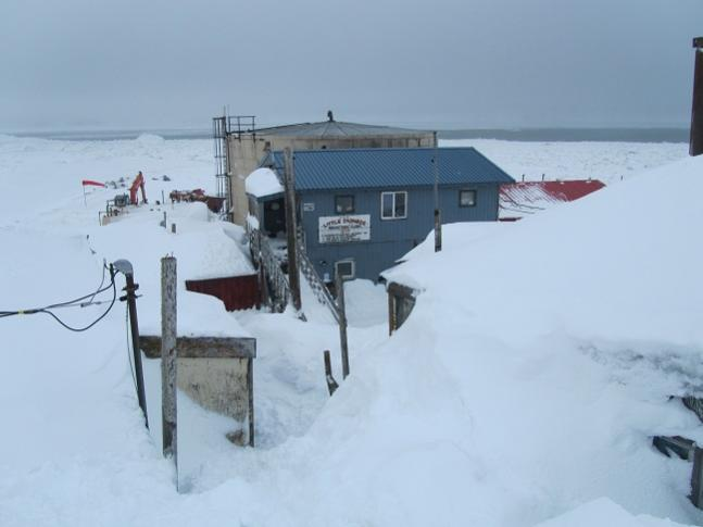 VE3LYC/KL7 Little Diomede Island, Alaska DX News Image 10