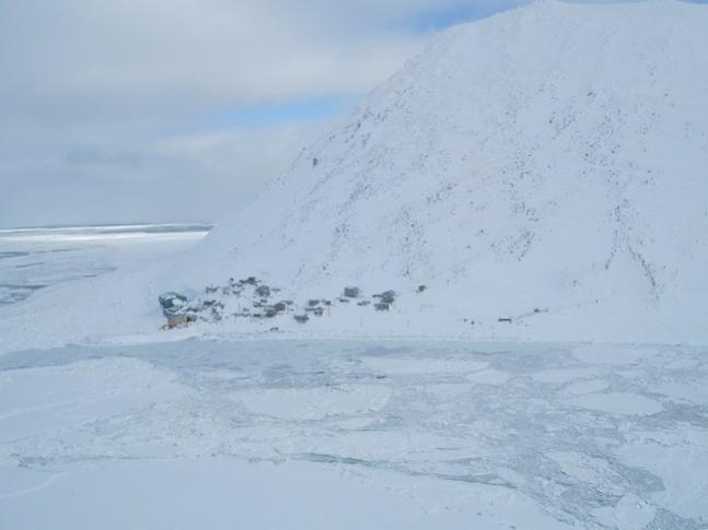 VE3LYC/KL7 Little Diomede, Alaska DX News Image 3