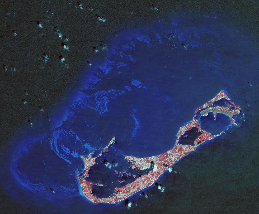 VE3RZ/VP9 Бермудские острова Туристические достопримечательности