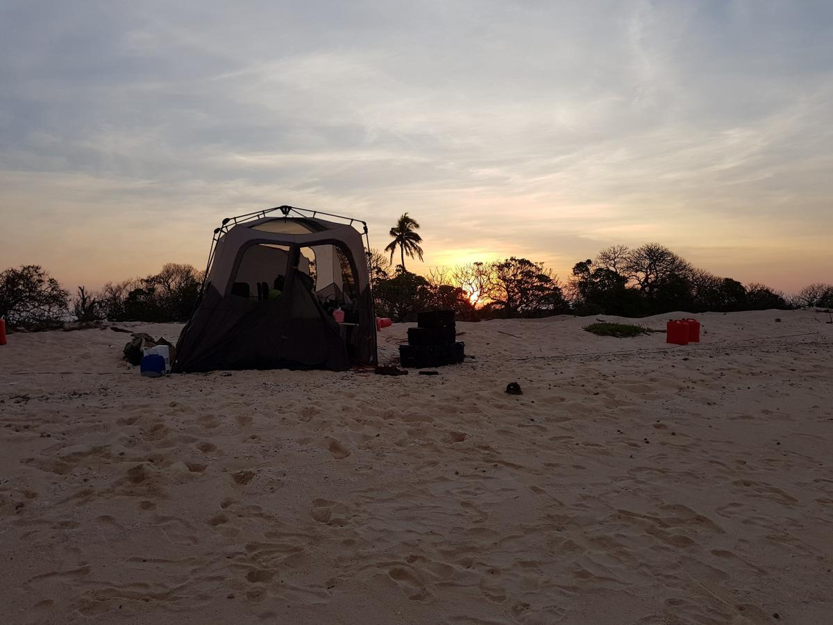 VK9AR VK9AR/6 Ashmore Island IOTA Expedition