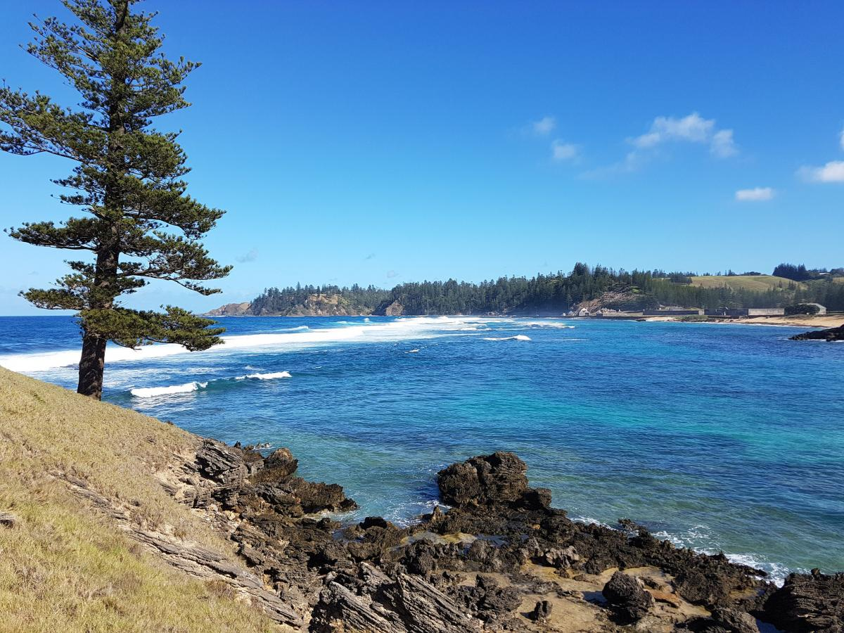 VK9BF VK9EV VK9QR VK9PM Norfolk Island DX News