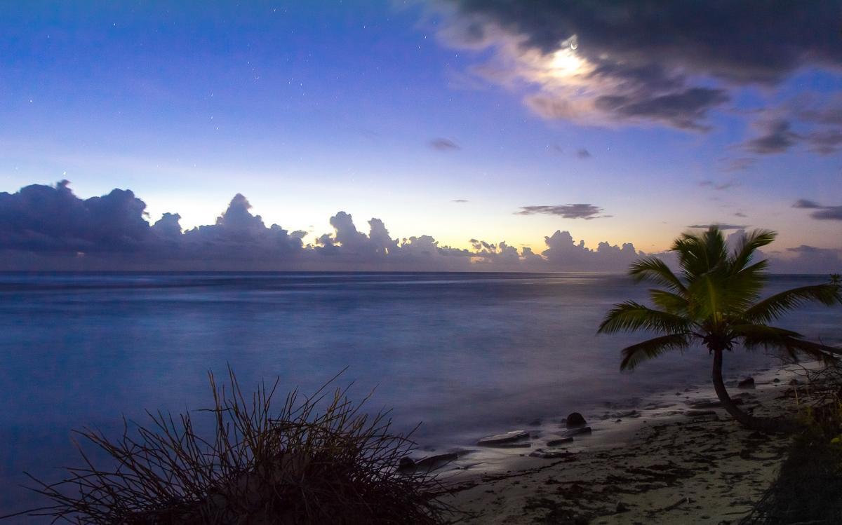 VK9CH Moonshine, Cocos Keeling Islands. DX News