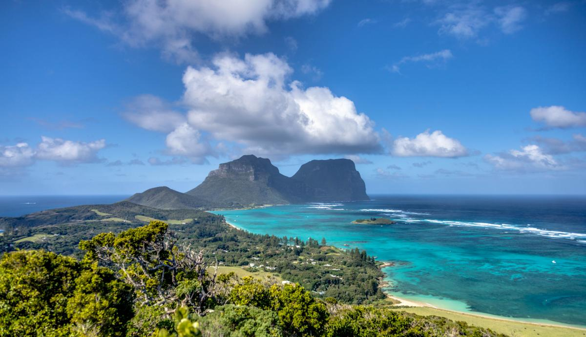 VK9LI Lord Howe Island Tourist attractions spot