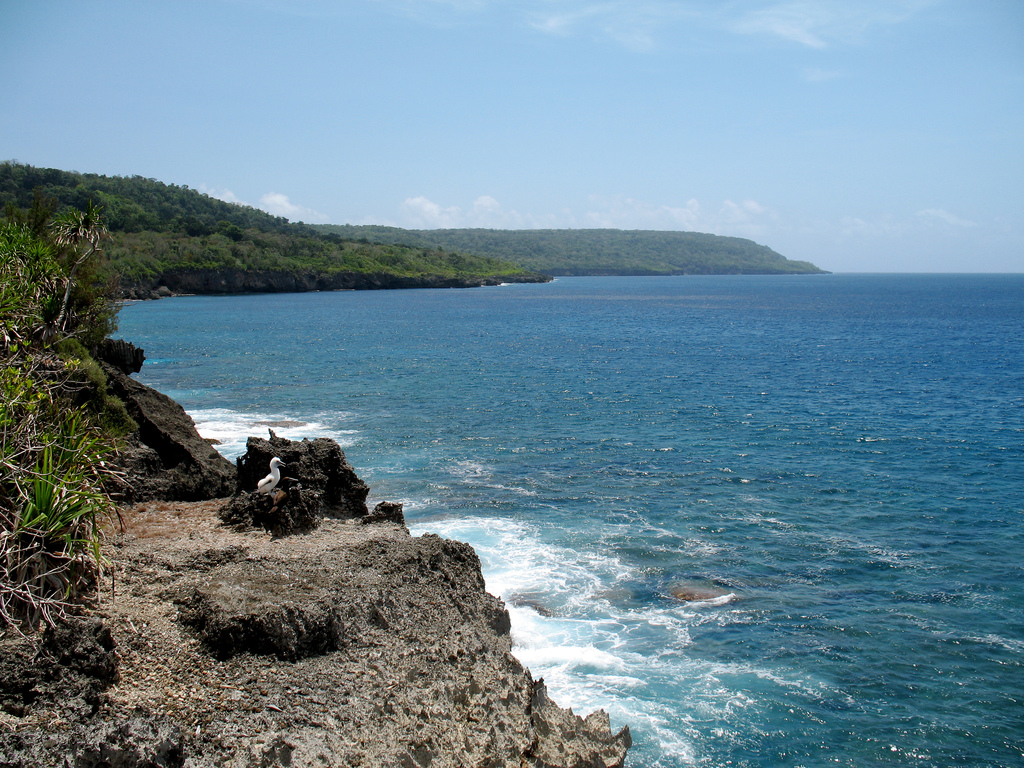 VK9XQ West Coast, Christmas Island.