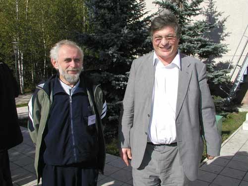 Конференция радиолюбителей в Воронеже UA6LV сейчас R7LV и 4L5A