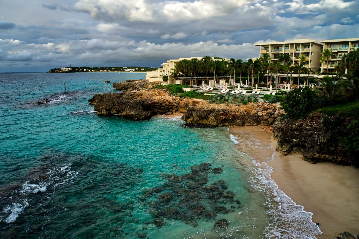 VP2ESJ The Four Seasons, Anguilla Island.
