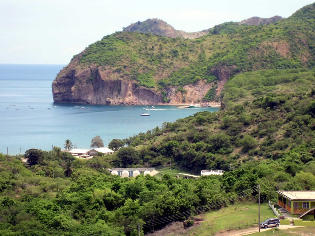 VP2MKG Литл Бей, остров Монтсеррат.