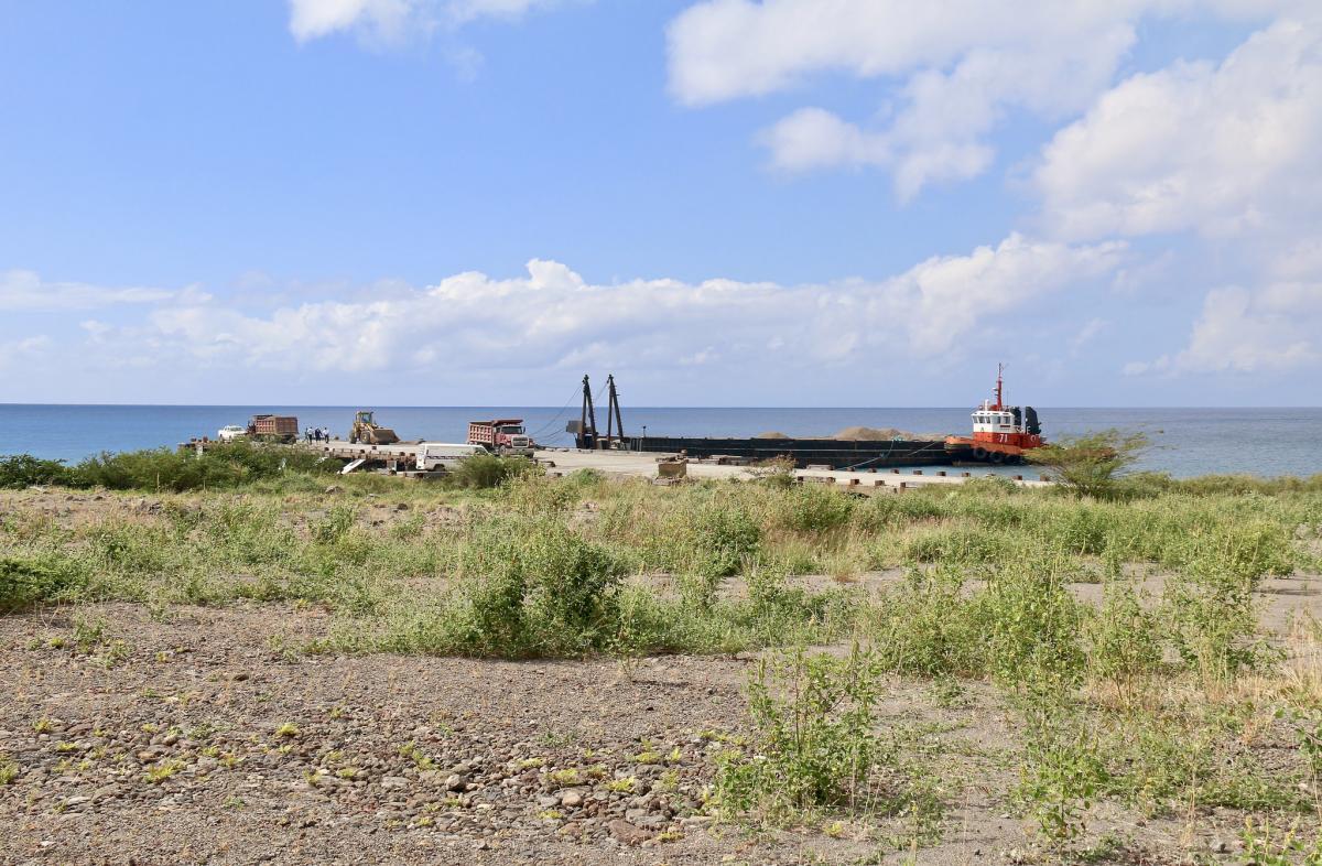 VP2MUW Плимут, остров Монтсеррат