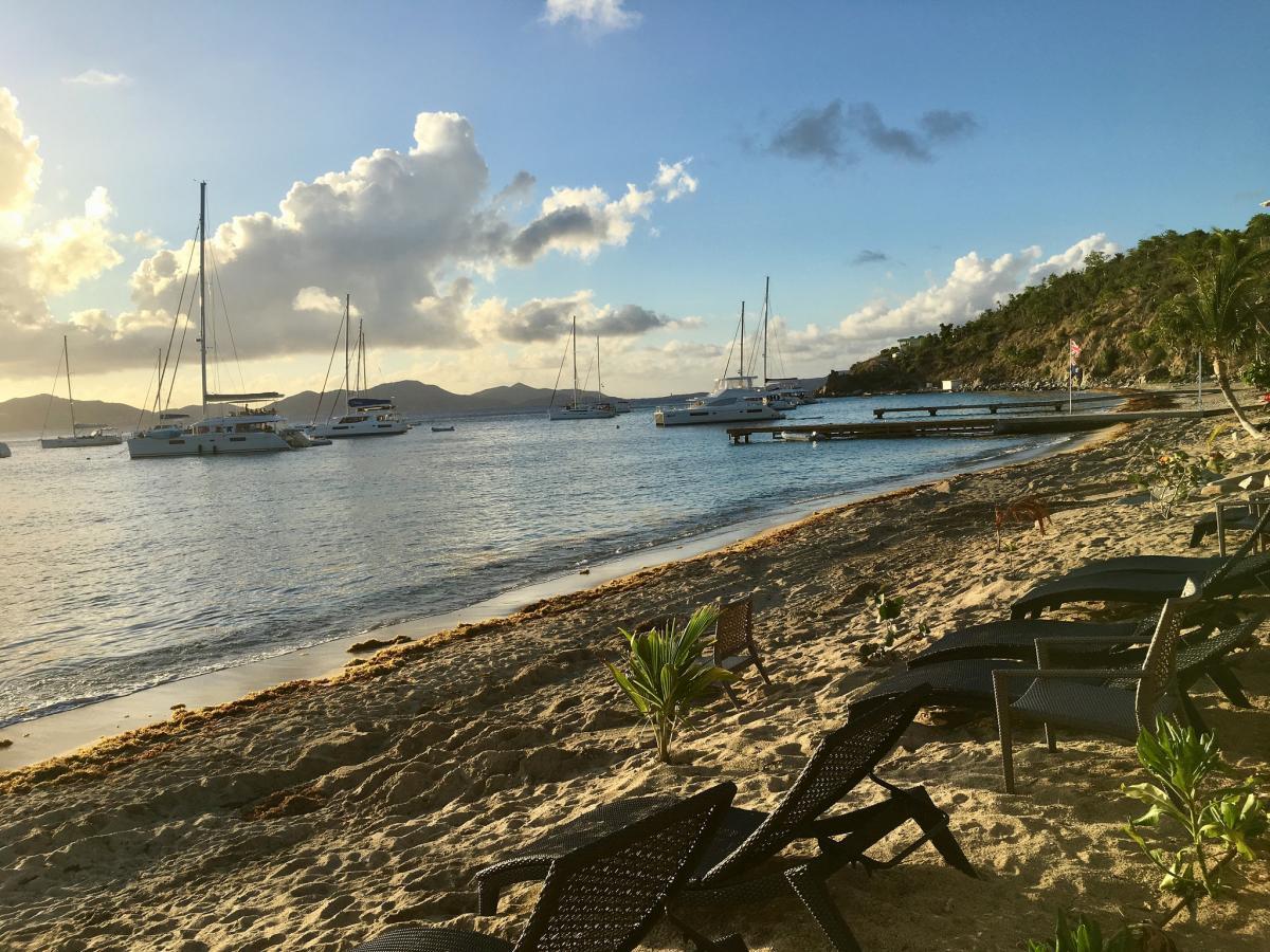 VP2V/K6NAO Британские Виргинские острова Туристические достопримечательности