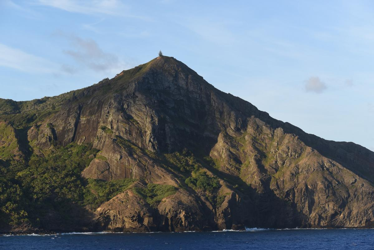 VP6R Pitcairn Island