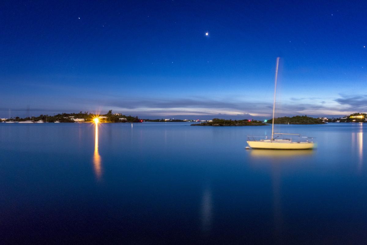 VP9/W1ZZ Бермудские острова DX Новости