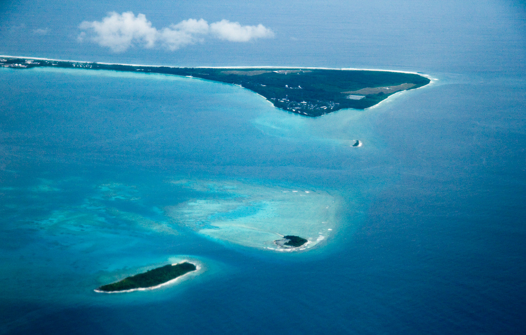 VQ920JC Остров Диего Гарсия, архипелаг Чагос.