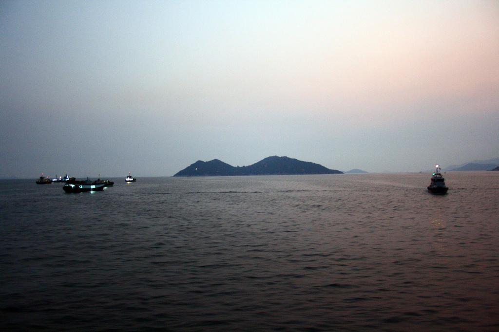 VR2/KC0W Остров Ченг Чау Гонконг