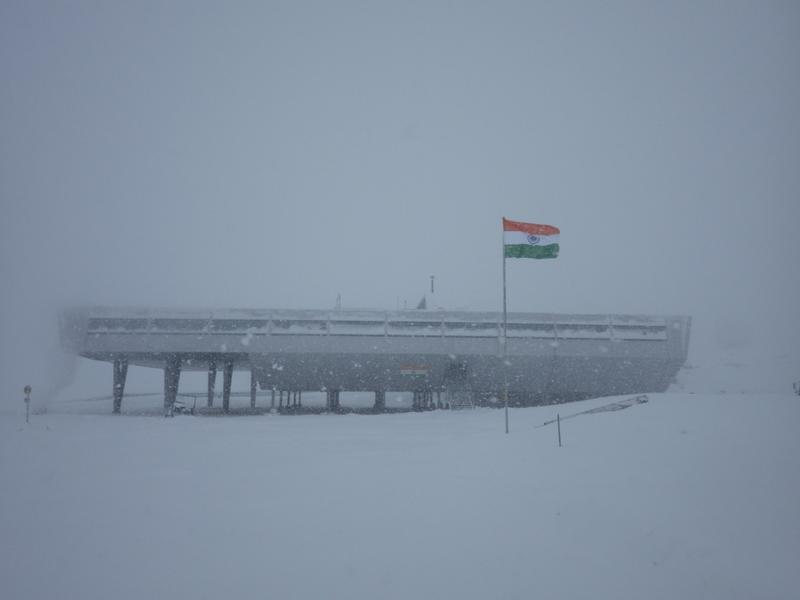 Bharati Indian Research Station Antarctica VU3LBP DX News Larsemann Hills