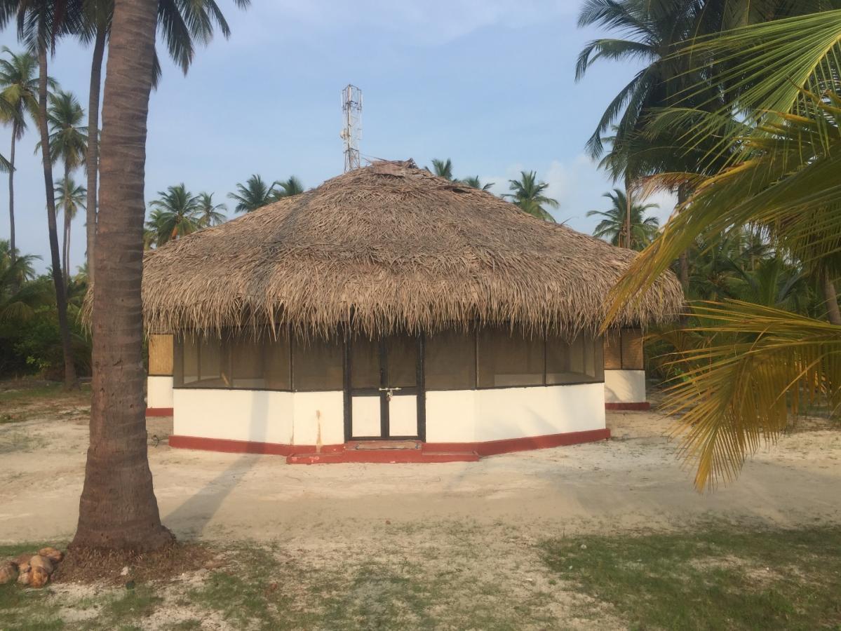 VU7KP Bangaram Island Laccadive Islands Bungalow