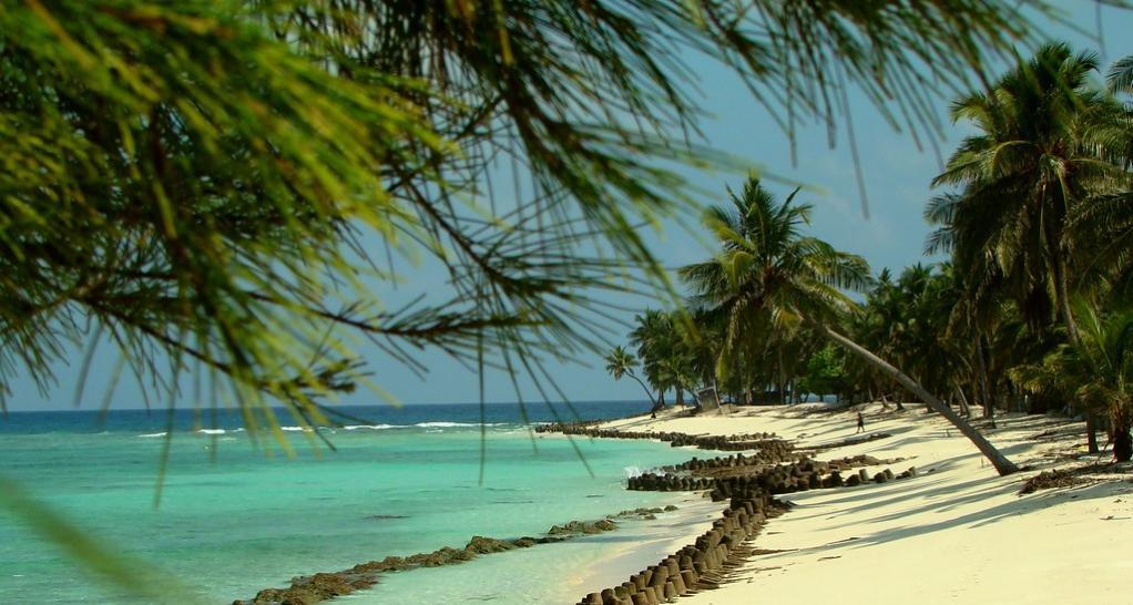 VU7RI Lakshadweep Islands Tourist attractions spot
