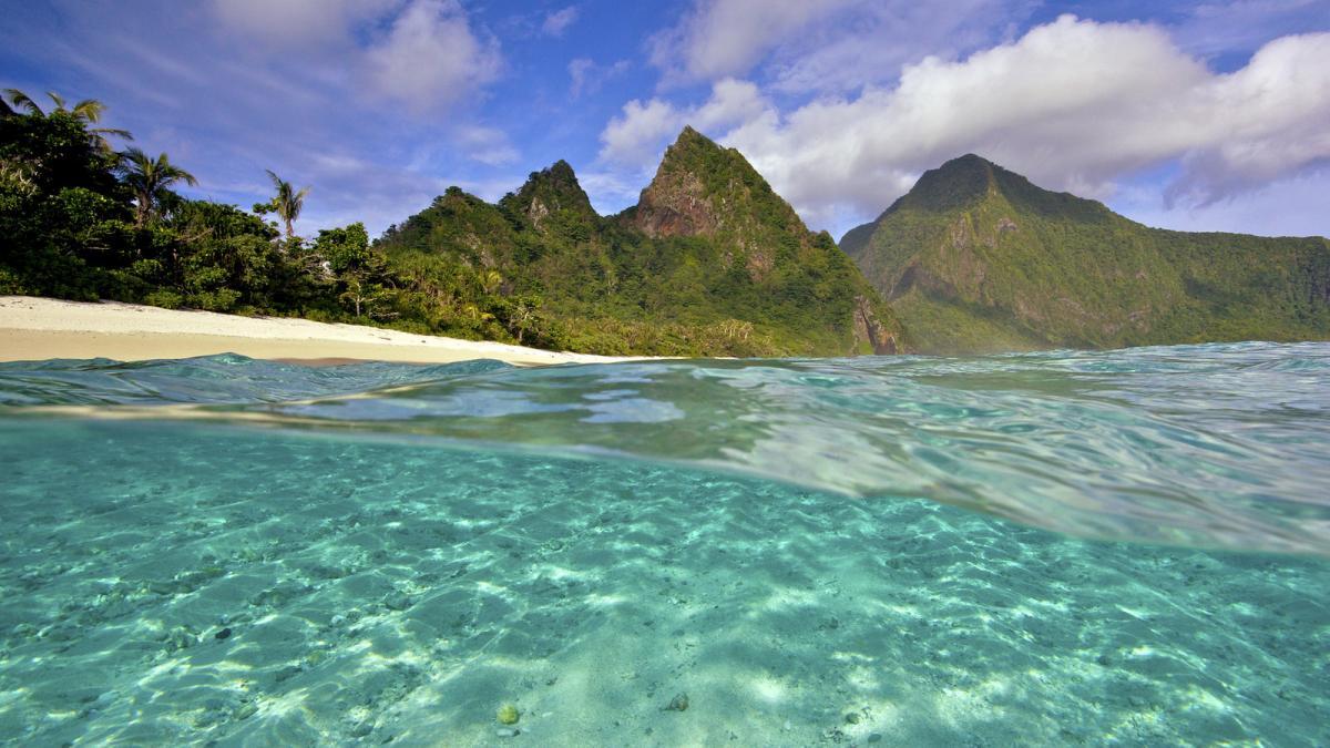 WH8/DL2AH Ofu Island American Samoa