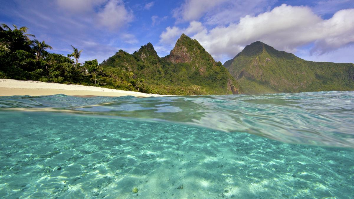 WH8/DL2AH Остров Офу Американское Самоа