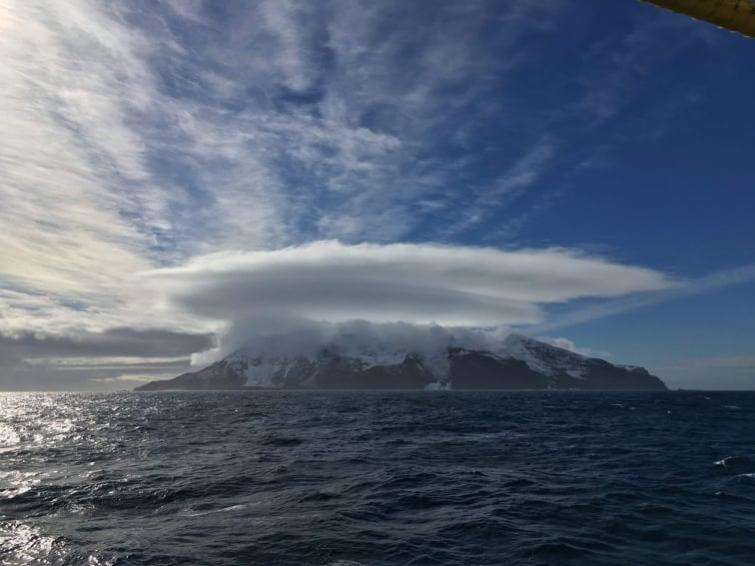 3Y0I Bouvet Island DX Pedition News 30 November 2019