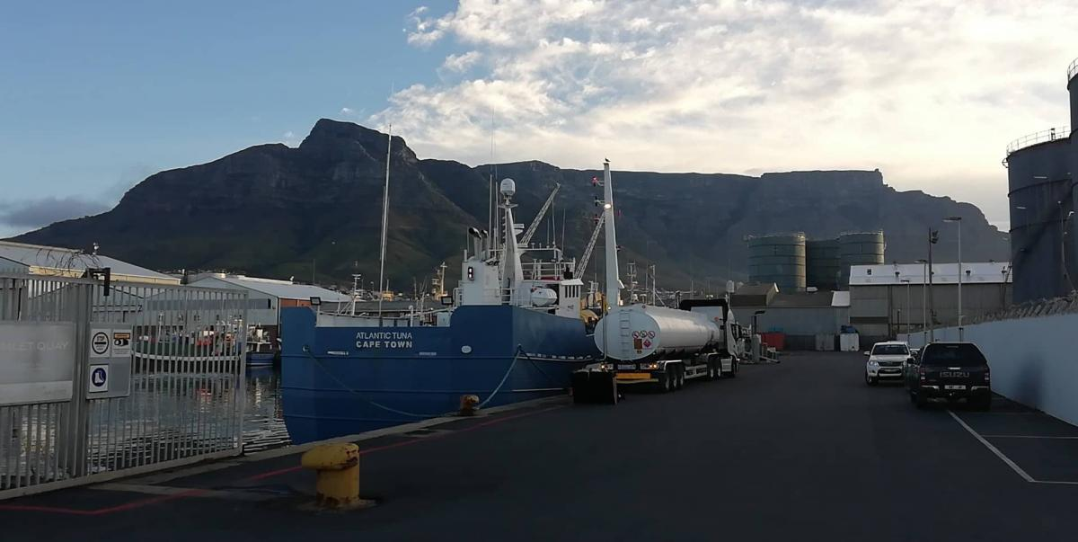 3Y0I Bouvet Island News Fuel Atlantic Tuna