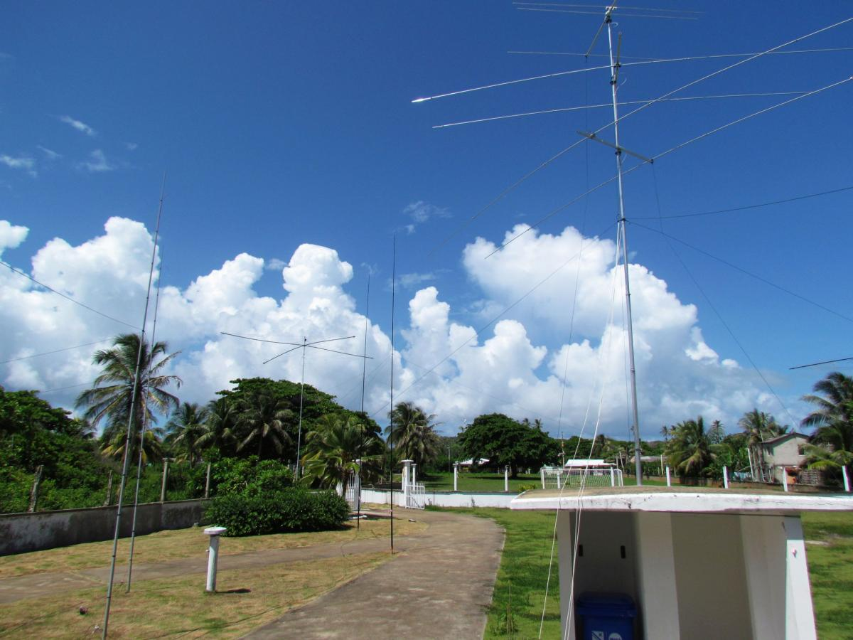 5K0K San Andres Island DX Pedition Image 1