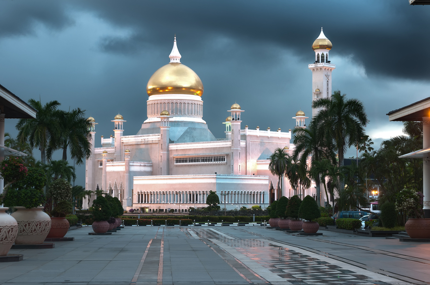 Brunei V84YL Tourist attractions