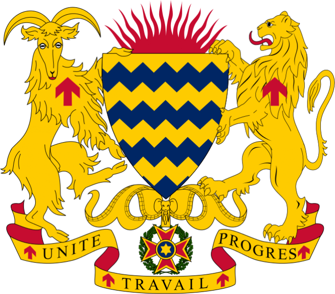 Chad Coat of Arms