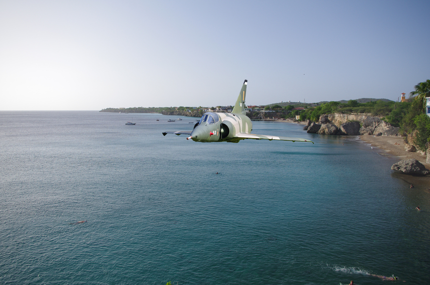 Curacao PJ2/DH6TJ Tourist Attractions