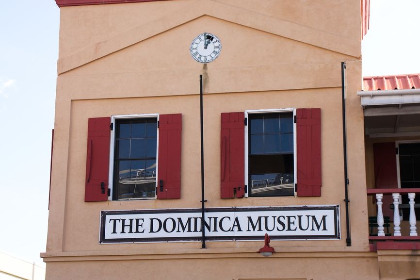 Dominica Island J79SB DX News